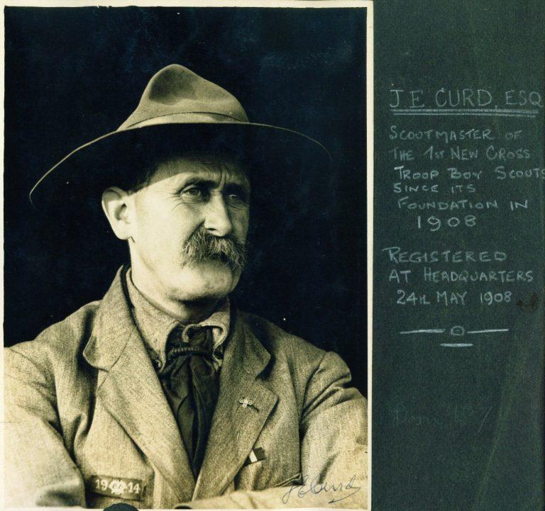 Mr Edward John Curd