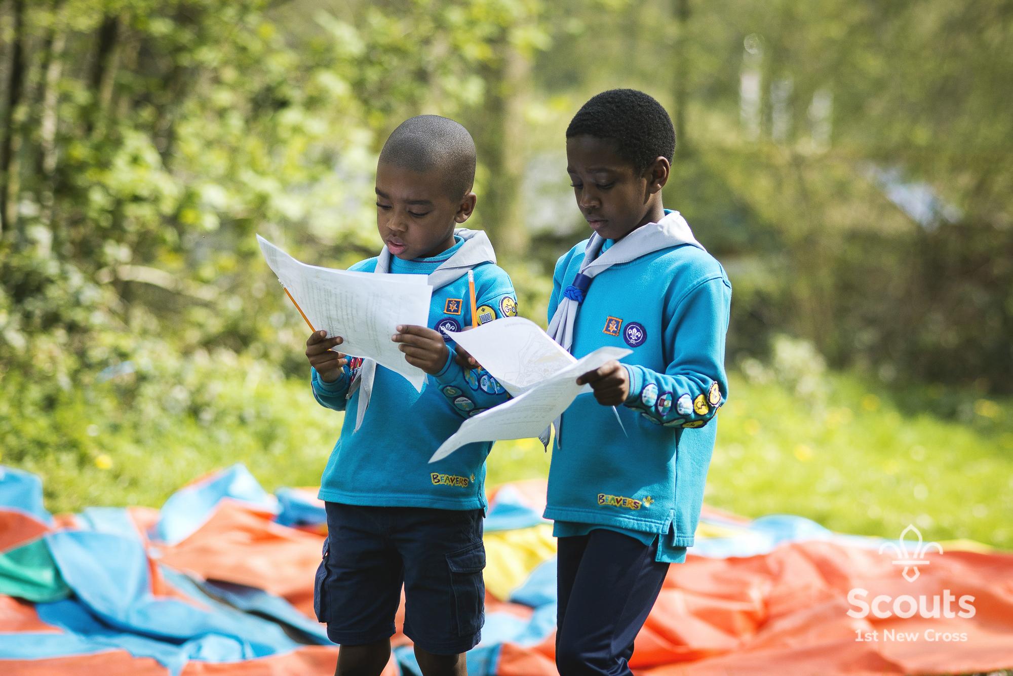 Beaver Scouts – 6 to 8 years