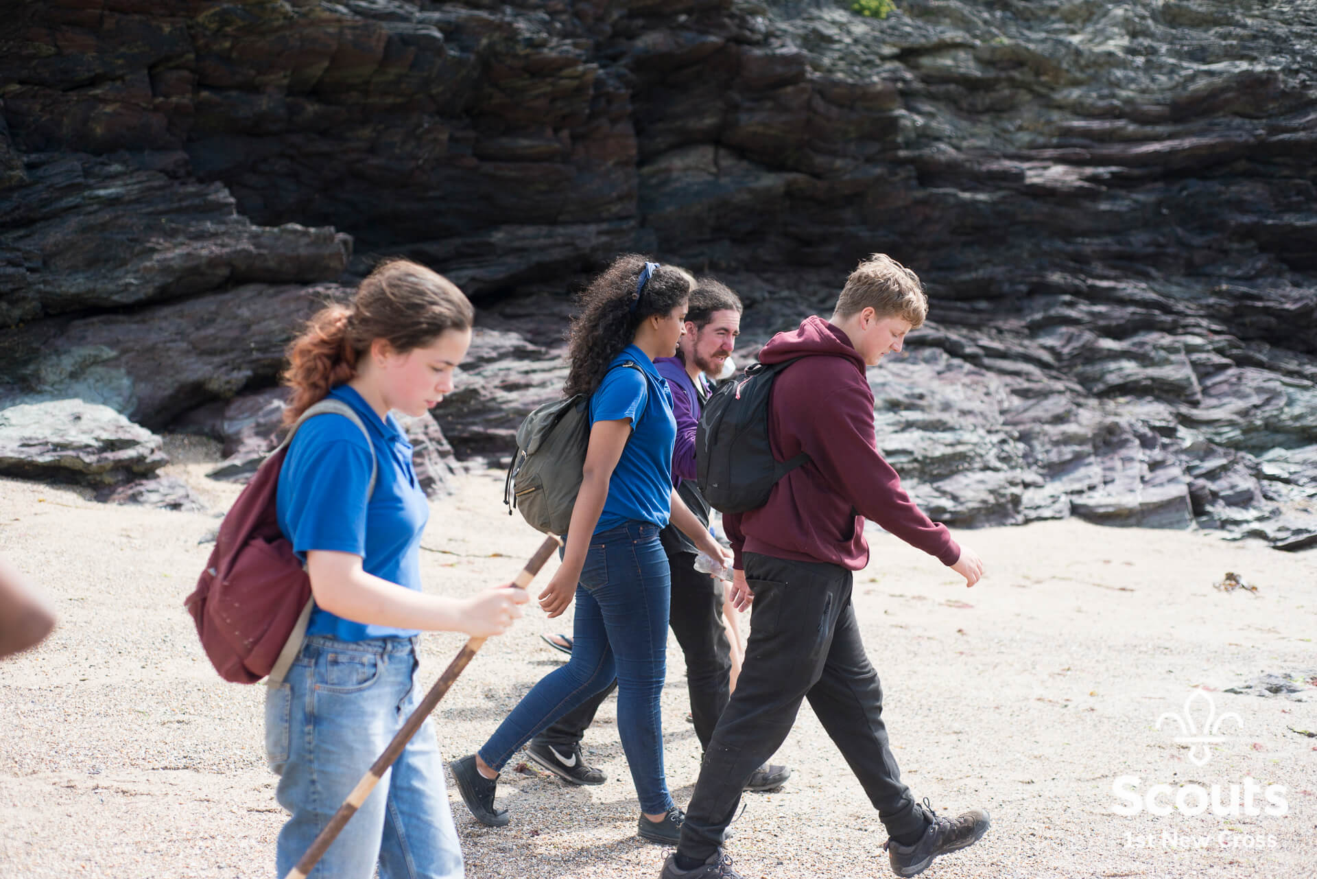 Explorer Scouts – 14 to 18 years