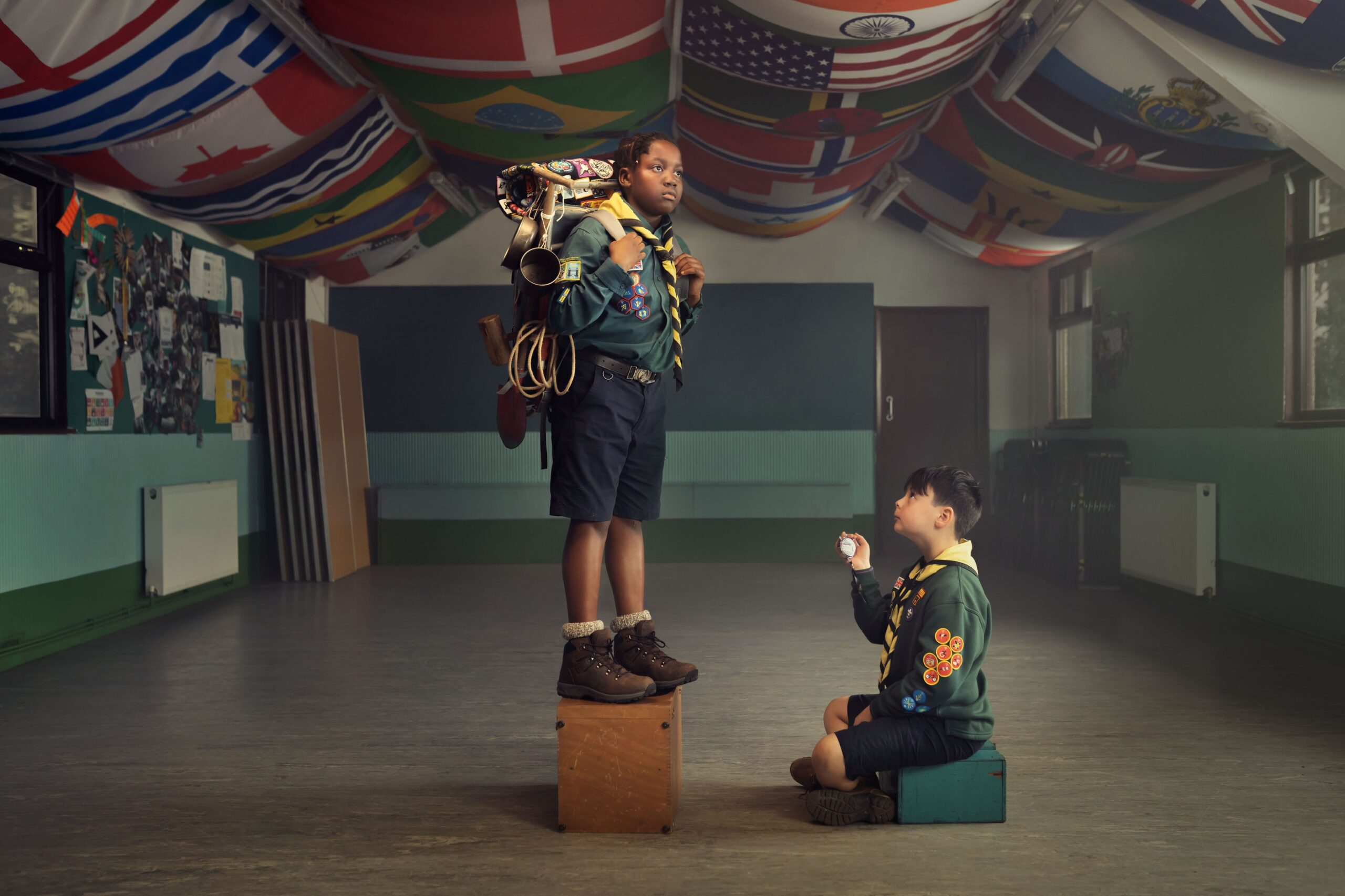 A Scout Film