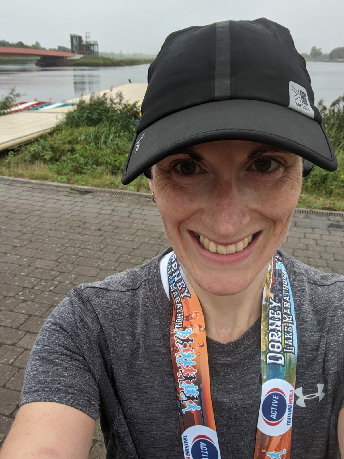 Support Ellie's Marathon Run