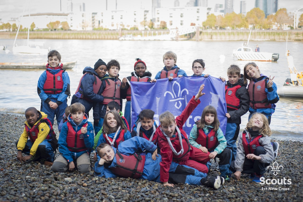 Scout Sailing Course With The Ahoy Centre